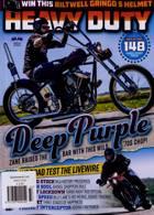 Heavy Duty Magazine Issue NO 173