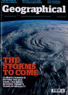 Geographical Magazine Issue MAR 21