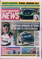 Motorsport News Magazine Issue 25/02/2021