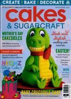 Create Bake Decorate Magazine Issue NO 54