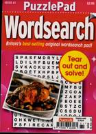 Puzzlelife Ppad Wordsearch Magazine Issue NO 61
