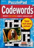 Puzzlelife Ppad Codewords Magazine Issue NO 56