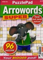 Puzzlelife Arroword Super Magazine Issue NO 36