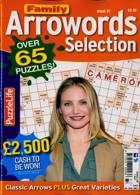 Family Arrowords Selection Magazine Issue NO 37