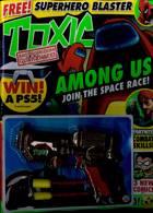Toxic Magazine Issue NO 349