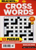 Relax With Crosswords Magazine Issue NO 14