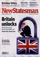 New Statesman Magazine Issue 26/02/2021
