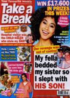 Take A Break Magazine Issue NO 10