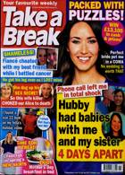 Take A Break Magazine Issue NO 11