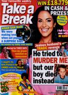 Take A Break Magazine Issue NO 12