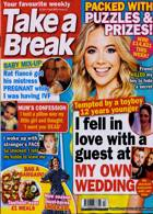 Take A Break Magazine Issue NO 13