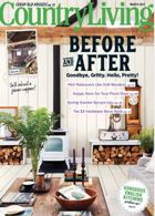 Country Living Usa Magazine Issue MAR 21