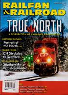 Railfan & Railroad Magazine Issue FEB 21