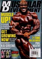 Muscular Development Usa Magazine Issue FEB 21