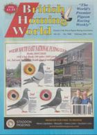 British Homing World Magazine Issue NO 7566