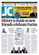 Jewish Chronicle Magazine Issue 26/02/2021