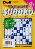 Original Sudoku Magazine Issue EXTREME 82