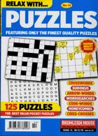 Relax With Puzzles Magazine Issue NO 14