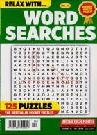 Relax With Wordsearches Magazine Issue NO 14