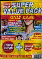 Take A Break Super Value Pack Magazine Issue PACK 17