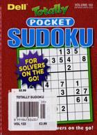 Totally Sudoku Magazine Issue VOL 122