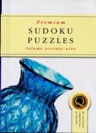 Premium Sudoku Puzzles Magazine Issue NO 79