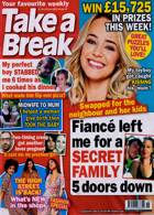 Take A Break Magazine Issue NO 15