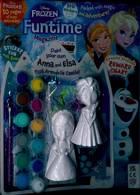 Frozen Funtime Magazine Issue NO 20