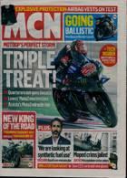 Motorcycle News Magazine Issue 07/04/2021
