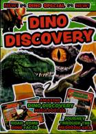 Dino Discovery Magazine Issue ONE SHOT