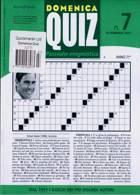 Domenica Quiz Magazine Issue NO 7