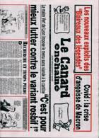 Le Canard Enchaine Magazine Issue 33