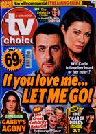 Tv Choice England Magazine Issue NO 10