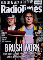 Radio Times London Edition Magazine Issue 06/03/2021