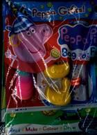 Peppa Pig Bag 0 Fun Magazine Issue NO 139