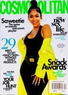 Cosmopolitan Usa Magazine Issue APR 21