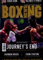 Boxing News Magazine Issue 07/04/2021