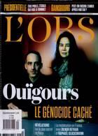 L Obs Magazine Issue NO 2940