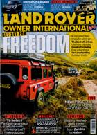 Land Rover Owner Magazine Issue SPRING