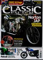 Classic Bike Guide Magazine Issue MAY 21