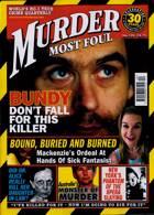 Murder Most Foul Magazine Issue NO 120