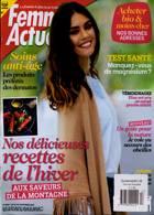 Femme Actuelle Magazine Issue NO 1900