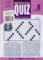 Domenica Quiz Magazine Issue NO 8
