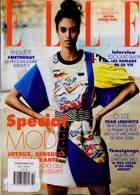 Elle French Weekly Magazine Issue NO 3922