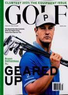 Golf Magazine Usa Magazine Issue MAR 21