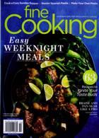 Fine Cooking Magazine Issue FEB/MAR21
