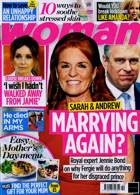 Woman Magazine Issue 08/03/2021