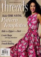 Threads Magazine Issue SPRING