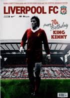 Liverpool Fc Magazine Issue APR 21