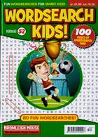 Wordsearch Kids Magazine Issue NO 52